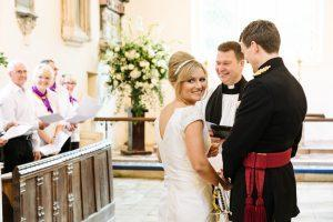 Real Wedding ~ Sophie & Todd ~ Church