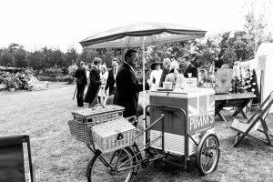 Real Wedding ~ Sophie & Todd ~ Pimms Bike