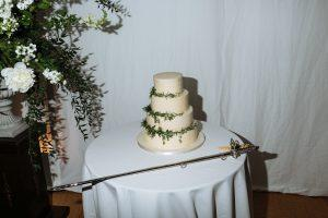 Real Wedding ~ Sophie & Todd ~ Cake