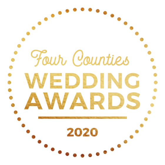four counties Wedding awards 2020 winner